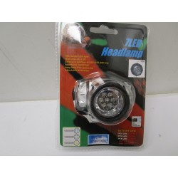 LAMPE FRONTALE A LED