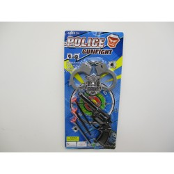 40 BLISTERS REVOLVER 6 ACCESSOIRES A 1.30€