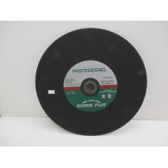 disque a tronçonner matériaux 350x4x25.4  A 7.50€