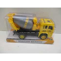 CAMION DE CHANTIER A FRICTION 24X8.5X12 A 2.80€