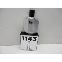 EAU DE TOILETTE  HOMME 1143   100ML