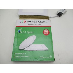 LAMPE LED 12 W 17.5X17.5 CM