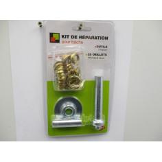 KIT DE REPARATION POUR BACHE