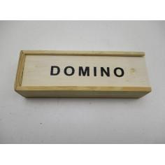 10 BOITES DE DOMINO 15x5x3cm