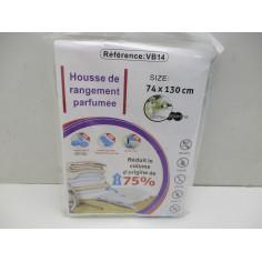 HOUSSE DE RANGEMENT PARFUMEE VIDE DAIR 74X130