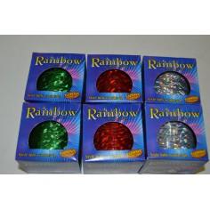 6 ressorts rainbow -3 couleurs metallic  SPRING LIVRAISON GRATUITE